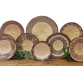 African wall Baskets